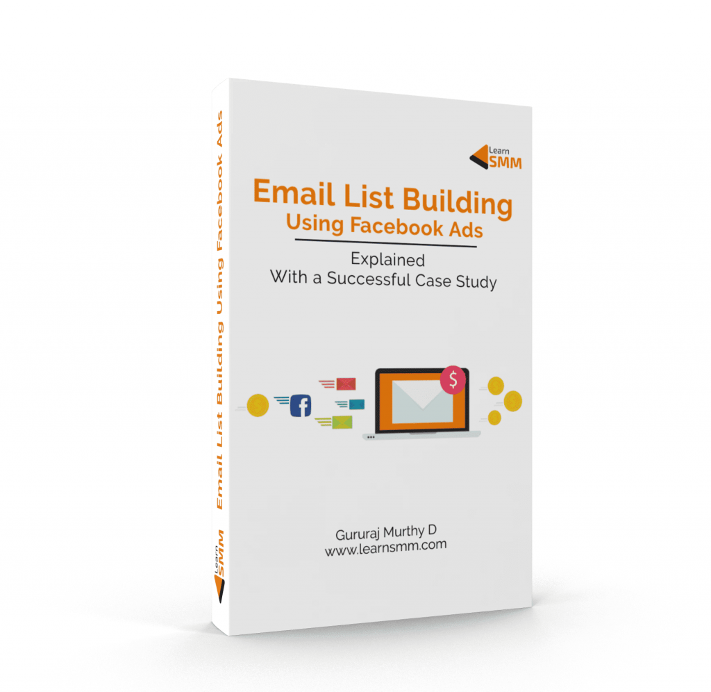Email List Building using Facebook Ads